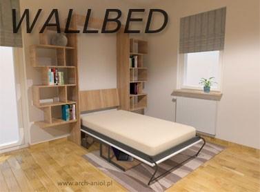 WallBed - łóżka w szafie