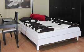 Pierwsza instalacja łóżka BEDAWAY
