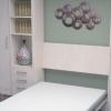 Łóżko w szafie panelowe - opis budowy łóżka