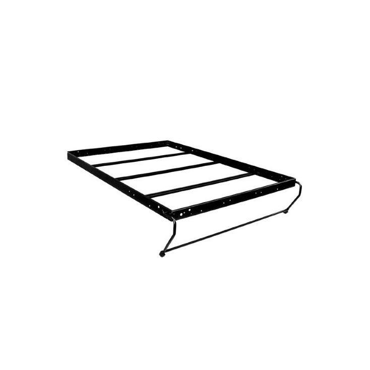 Panelbed Double Mechanizm łóżka W Szafie Z Ramą Stalową