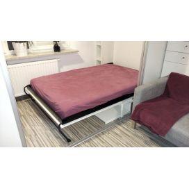 Zestaw do budowy łóżka w szafie z biurkiem