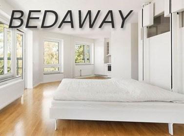 BEDAWAY - łóżka w suficie