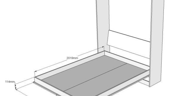 Mechanizm Wall Bed - w praktyce